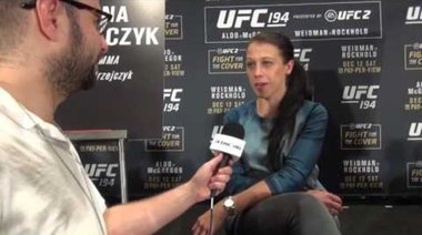 Jedrzejczyk: Не можем да забравим какво нарпави Ronda за ММА
