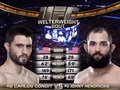 Johny Hendricks vs Carlos Condit