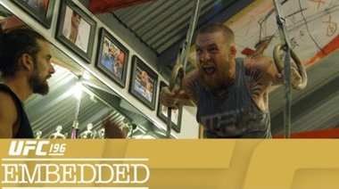 UFC 196 Embedded - част 1