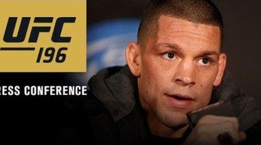 Пресконференция след UFC 196