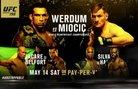 UFC 198: Werdum vs Miocic - разширен преглед