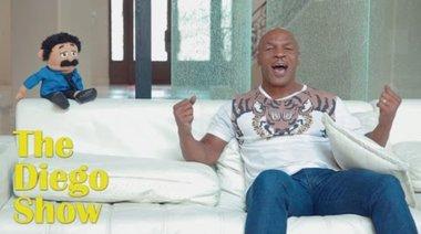 Най-забавното интервю на Mike Tyson