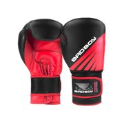 Боксови Ръкавици - Bad Boy Training Series Impact Boxing Gloves - Black/Red ​
