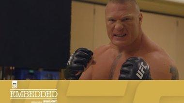 UFC 200 Embedded: Vlog Series - Епизод 3