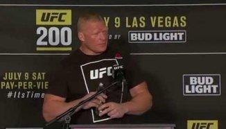 Пресконференция след UFC 200