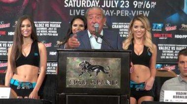 Bob Arum разби UFC от критики