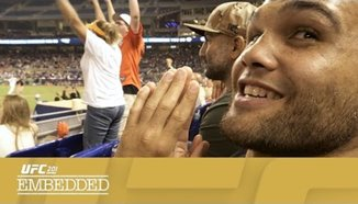 UFC 201 Embedded: Vlog Series - епизод 1