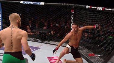 UFC 202 на забавен каданс