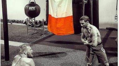 McGregor на чувала