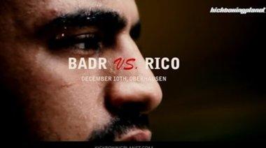 Hari vs. Rico в GLORY - реклама