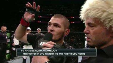 Khabib Nurmagomedov нарече McGregor 'кокошка'