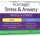 Natrol - Stress & Anxiety / 10+10 tabs