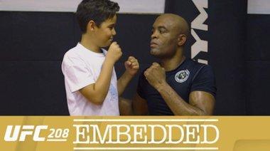 UFC 208 Embedded: Vlog Series - Episode 1