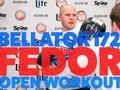 Отворена тренировка на Emelianenko преди Bellator 172