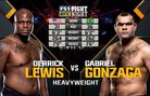 Derrick Lewis vs Gabriel Gonzaga