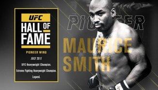 UFC Hall of Fame: Maurice Smith