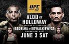 UFC 212: Aldo vs Holloway - Still Breathing