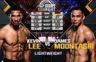 Kevin Lee vs James Moontasri
