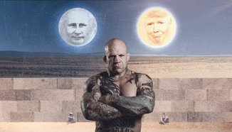 The Allen Dulles Band feat. Jeff Monson — Build A Wall