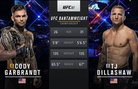 TJ Dillashaw vs Cody Garbrandt 1