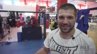 Янко Борисов преди TWINS MMA 15