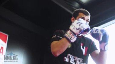 Александър Петров - шампионът защитава титлата си в MAX FIGHT 42