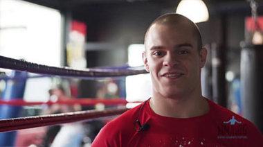 Живко Стоименов преди MAX FIGHT 42