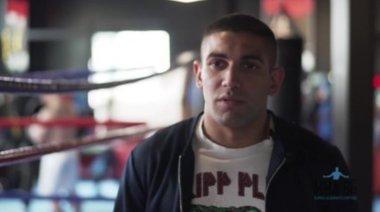 Йосиф Панов - Пепелянката преди MAX FIGHT 42