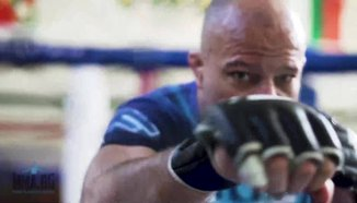 Камен Георгиев тренира преди SFC 8
