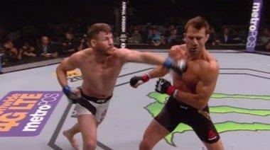 Най-добрите контраатаки в MMA