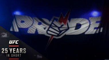 История на враждата между UFC и PRIDE