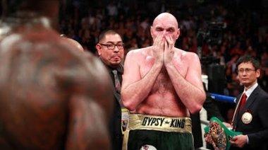 Tyson Fury - мотивация на възхода