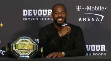 Подбрани моменти от пресконференцията след UFC 239
