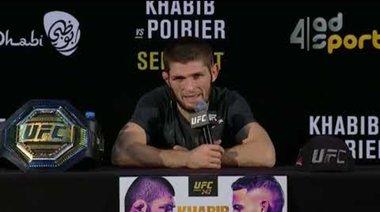 Пресконференция след UFC 242