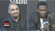Прескоференция преди UFC 243