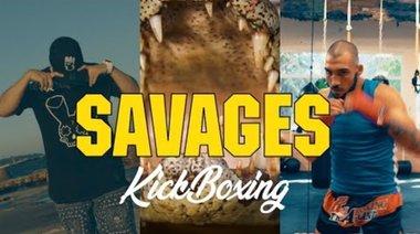 """Бате Са - """"SAVAGES"""" KickBoxing (Официално Видео)"""