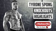 Tyrone Spong - най-добрите нокаути