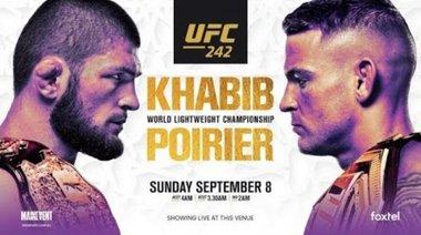 Khabib vs Poirier - промо