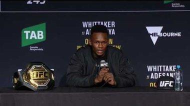 Прескоференция след UFC 243