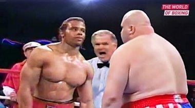 """Eric """"Butterbean"""" Esch - The Legendary Power in Boxing!"""