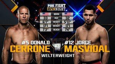 UFC 244 Free Fight: Jorge Masvidal vs Donald Cerrone