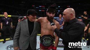 Масвидал и Диаз - интервюта след UFC 244