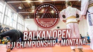 Balkan Open BJJ Championship V - Montana