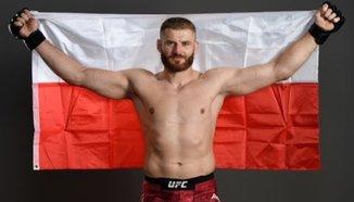 Ян Блахович се бие за Полша в UFC Sao Paulo