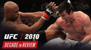 UFC през последното десетилетие