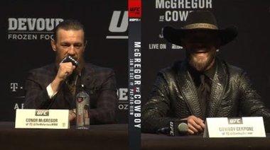 Пресконференция преди UFC 246
