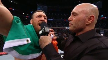 UFC 246: Conor McGregor Octagon Interview