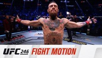 UFC 246: Fight Motion