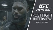 "UFC Raleigh: Curtis Blaydes - ""I've Always Had Hands"""