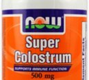 NOW - Super Colostrum 500mg. / 90 Vcaps.